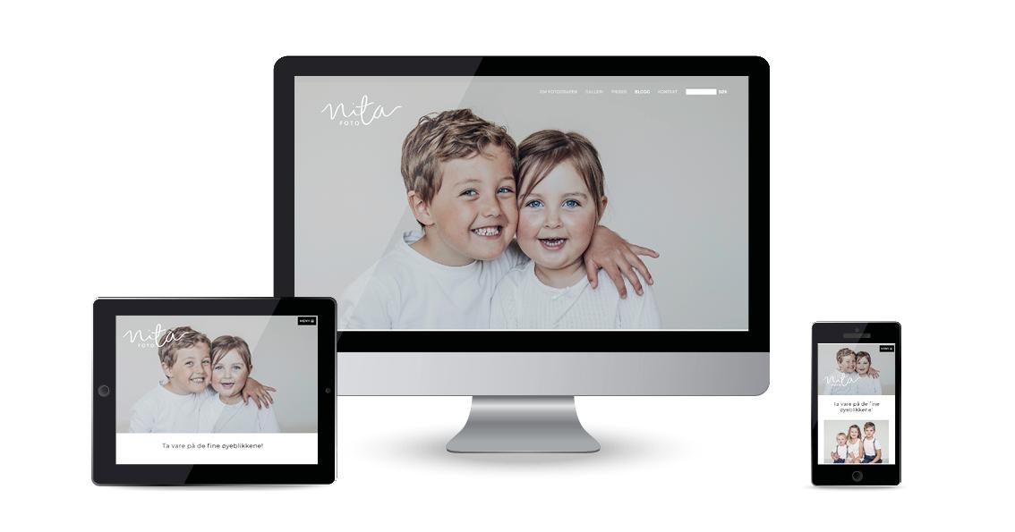 nitafoto webside